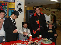 January 2001 SGA Club Fair with Anything Goes Anime